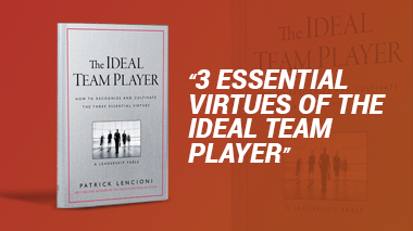 Virtues of Ideal Team Player - Videomonks